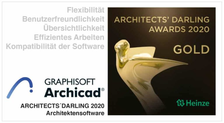 Archicad is Architect's Darling