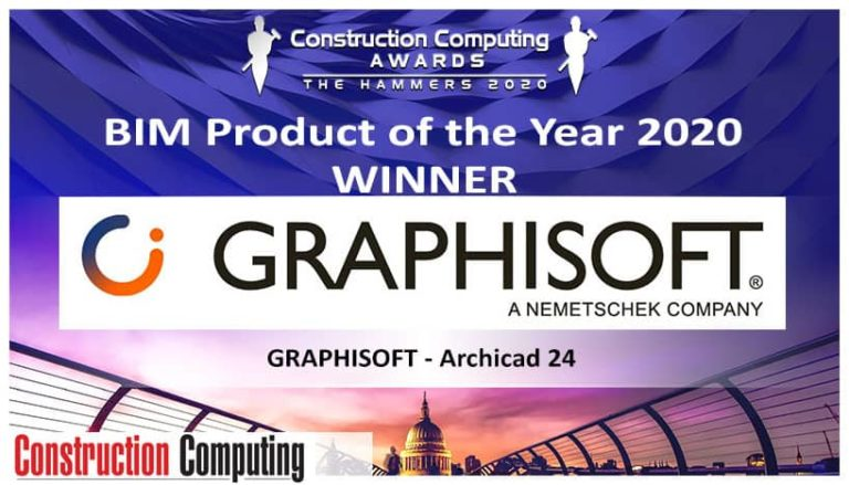 Premios Construction Computing Awards 2020