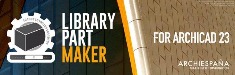 Library Part Maker 23 en Español